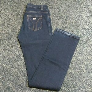 MISS SIXTY Jeans Straight Tommy Style Size 26